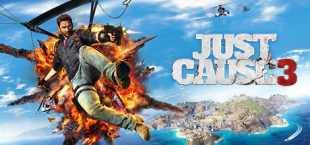 Just Cause 3 Now Available