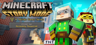 Minecraft: Story Mode Episode 4 on December 22nd