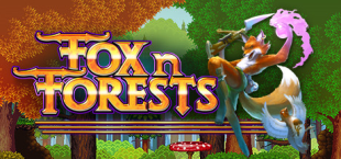 Fox n Forests Gorgeous Gorge Gameplay